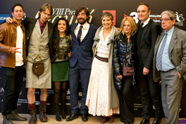 Pictures of the screening in Madrid