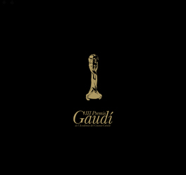 III Gaudí Awards' catalog