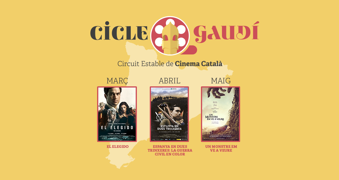 Cicle Gaudí spreads all over Catalonia