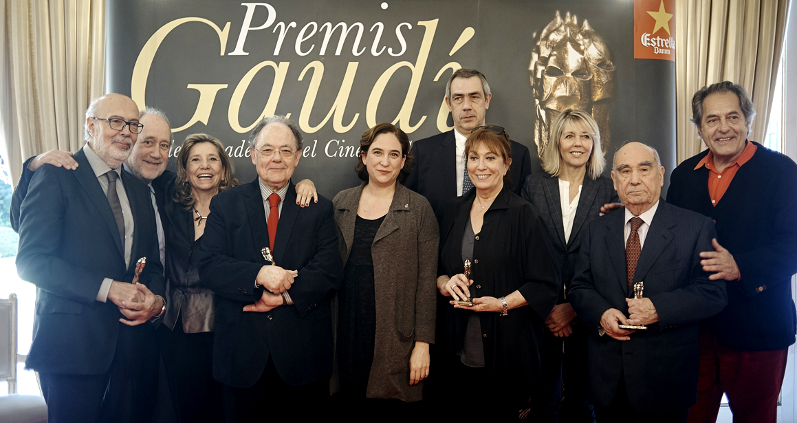 Balañá, Bas, Comerón, Kirchner and Sampietro, Honorary Members of the Academy 2017
