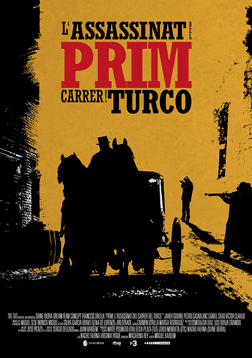 Prim: L'assassinat del carrer del Turco