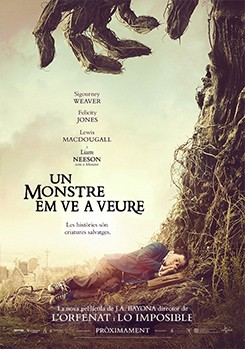 A Monster Calls (Un monstre em ve a veure)