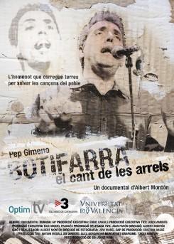 Pep Gimeno 'Botifarra', el cant de les arrels