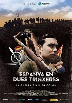 Espanya en dues trinxeres. La Guerra Civil en color