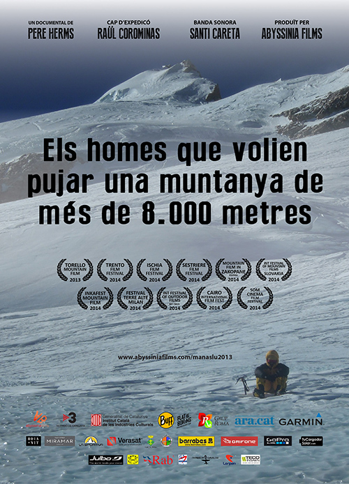 Els homes que volien pujar una muntanya de més de 8.000 metres