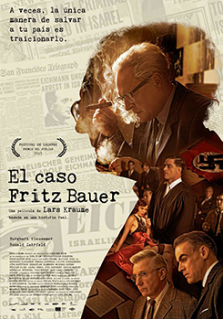 Der Staat gegen Fritz Bauer (El cas Fritz Bauer)