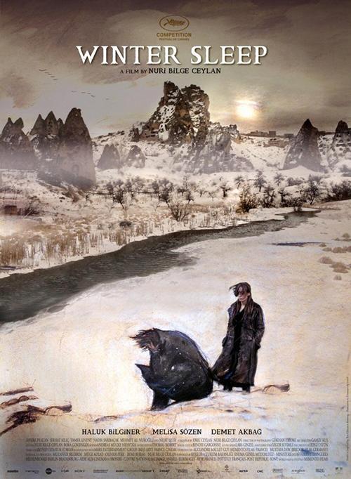 Kis uykusu (Winter sleep. Sueño de invierno)