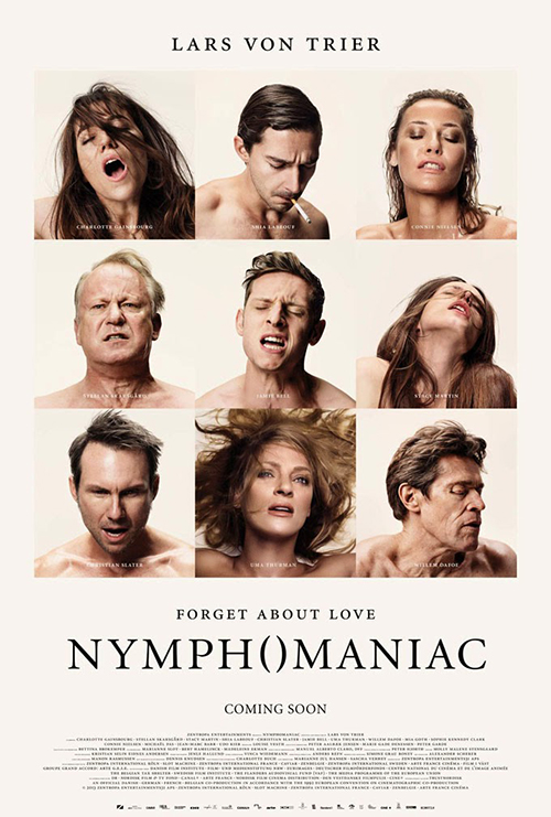 Nymphomaniac Vol. I i Vol. II