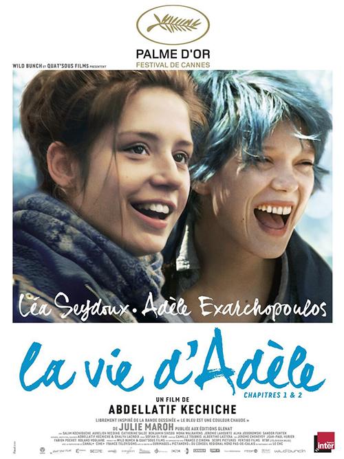 La vie d'Adèle (La vida de Adèle)