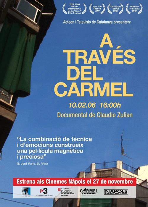 A través del Carmel