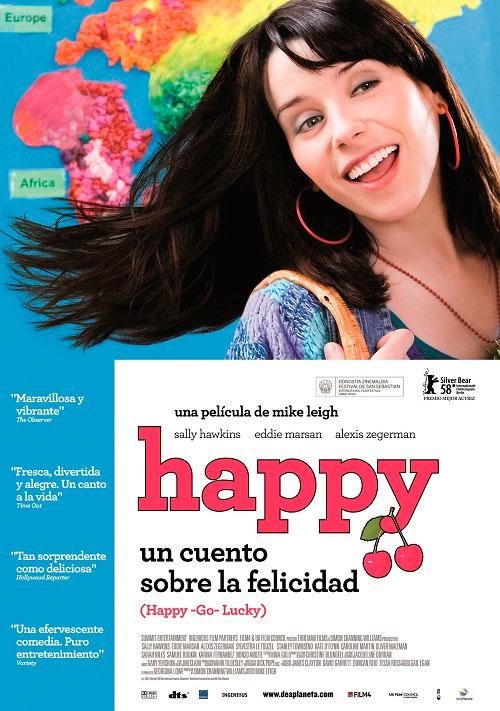 Happy-Go-Lucky (Happy, un cuento sobre la felicidad)
