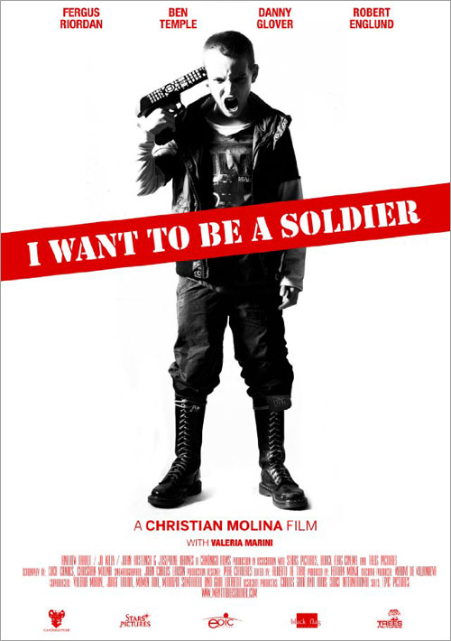 I Want to Be a Soldier (De gran vull ser soldat)