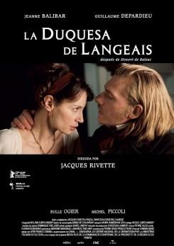 Ne touchez pas la hache (La duquesa de Langeais)