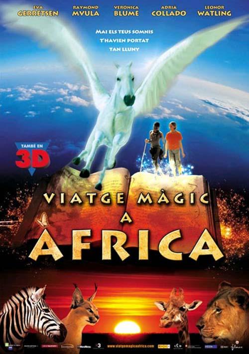 Viatge màgic a Àfrica