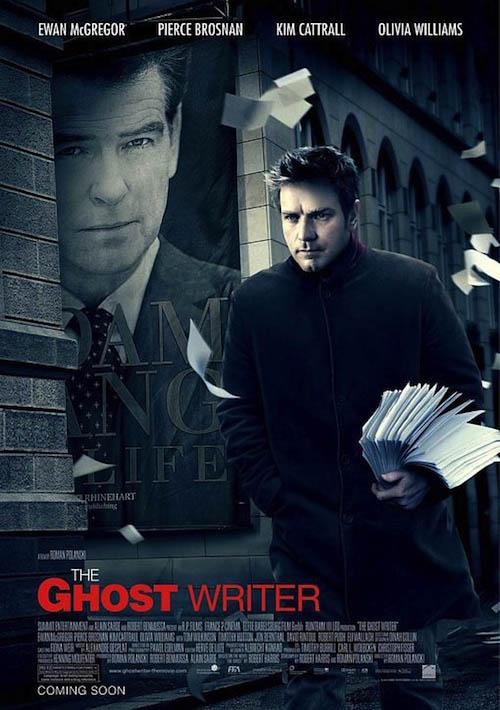 The Ghost Writer (El escritor)